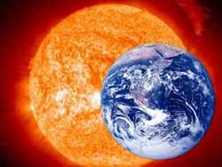 Движение Земли вокруг Солнца