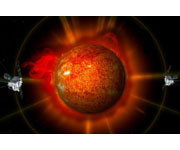Запуск спутника вокруг Солнца
