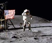 Прыжки на Луне.