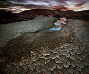 Засуха в горах