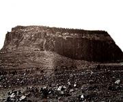 Амбы, Эфиопия плоская вершина