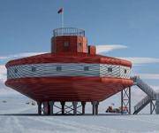 Антарктическая станция Тайшань.