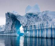 Ледник, Антарктика