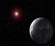 Планета через телескоп