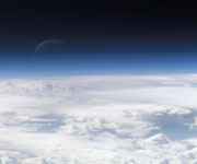 Высота и границы атмосферы Земли