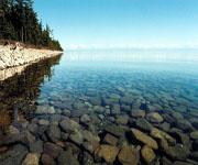 Байкал - чистейшее озеро. Описание и характеристика озер. Происхождение озер.
