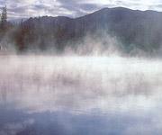 Термический режим озер