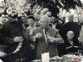 Никита Хрущёв и Фидель Кастро в Грузии, май 1963 года