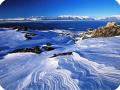 Арктика - суровая ледяная красота.