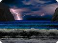Бирюзовый шторм.