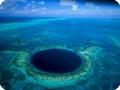 Большая голубая дыра (Great Blue Hole).